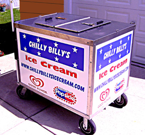 Chilly Billy Pushcart