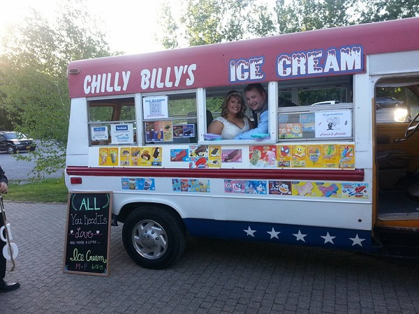 Chilly Billy's - #1 Ice Cream Truck Vendor in Buffalo and WNY!